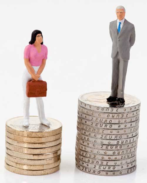 Women Intensely Dissatisfied with Pay Gap
