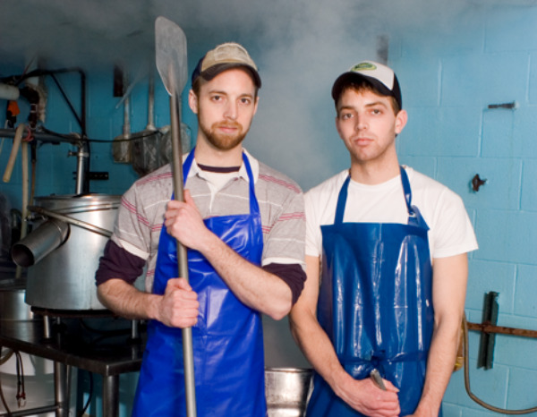 Building a Family Business Gets Brothers into a Fine Pickle