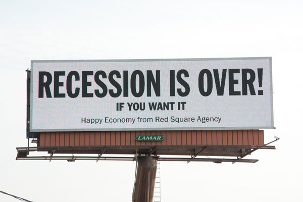 Small Business Owners: Recession Not Really Over