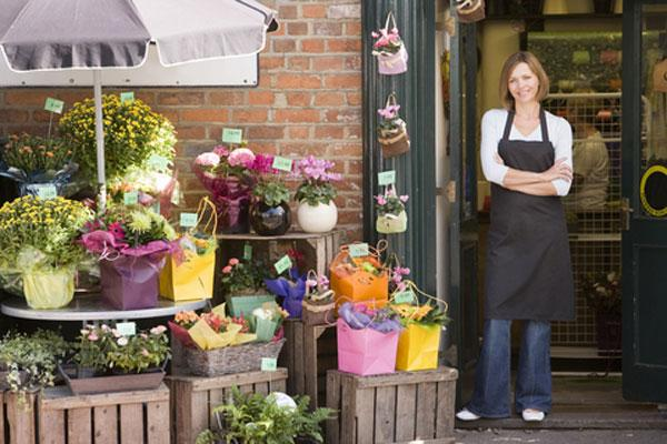 Big Dreams for a Small Business - Flower Shop