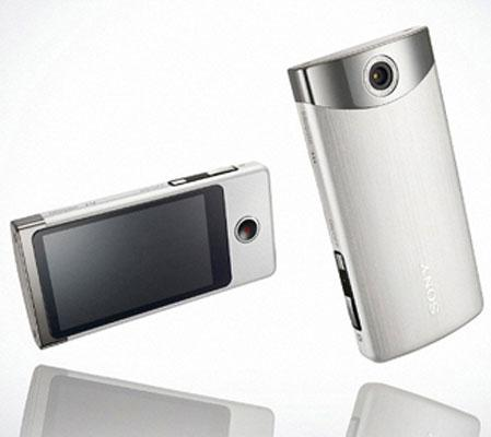 Sony Bloggie Touch camera, $149.99 to $169.99