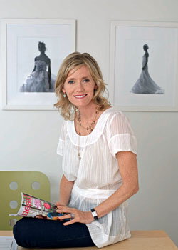 Q & A With The Knot's Editor-in-Chief Carley Roney