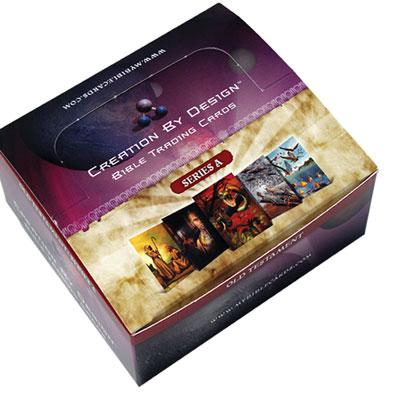 New Chapter for High-Tech Bible Trading Cards: Barnes & Noble