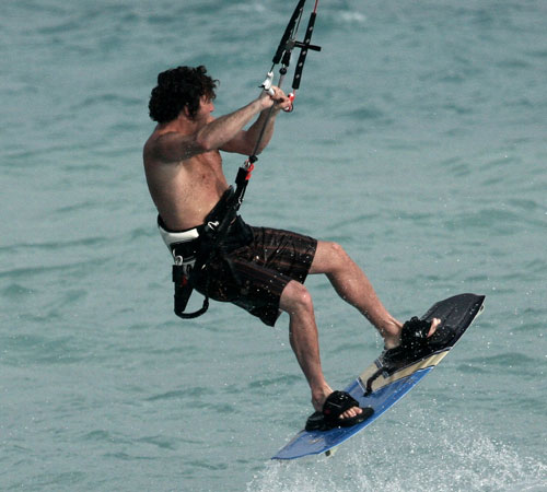 From Cellphones to Kiteboards, Entrepreneur Conquers It All