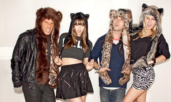 Heady Stuff: SpiritHoods Finds Fame with Animal 'Hats'