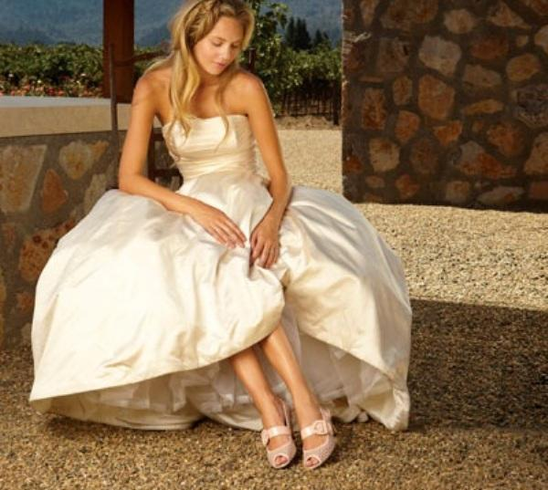 Brides Say 'I Do' to Comfort