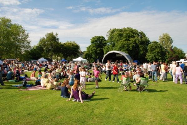 Event Planning Business in Full Summer Swing