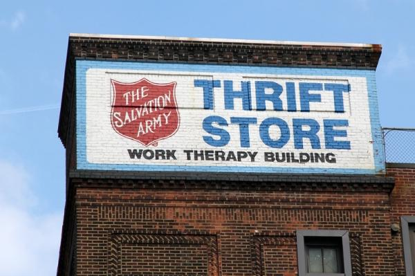 Thrift Stores Thrive by Selling the Experience