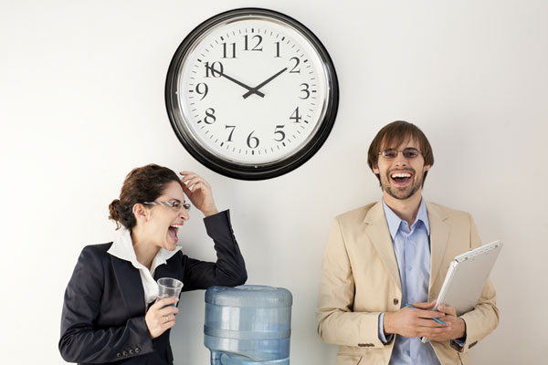Dating and socializing at work