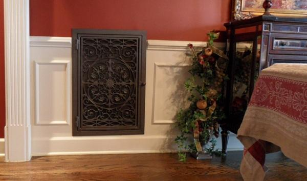 Big Ideas: Fancy Vents Add Style to Function
