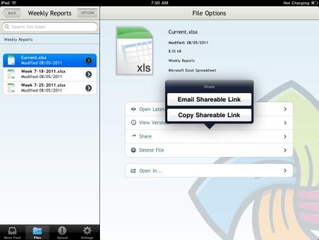 New App Offers Virtual Private Cloud for iPad Users