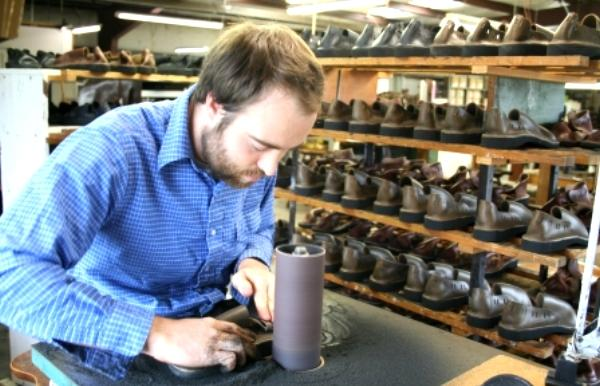 Entrepreneur Boots Corporate Life for Old-World Shoe Biz