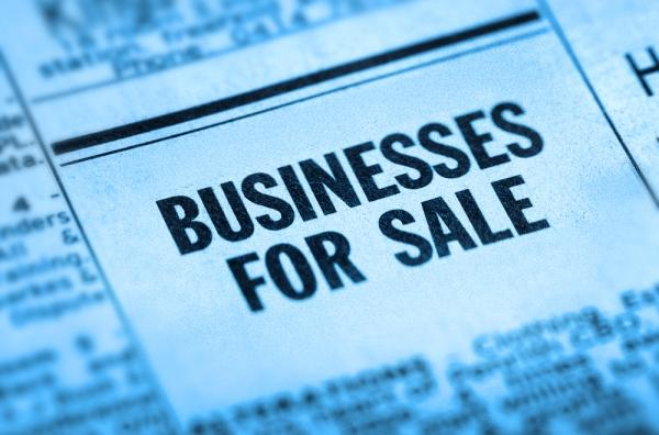 Sales of Businesses On the Rise