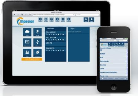 New Cloud Service Lets Users Manage Servers from Smartphones, Tablets