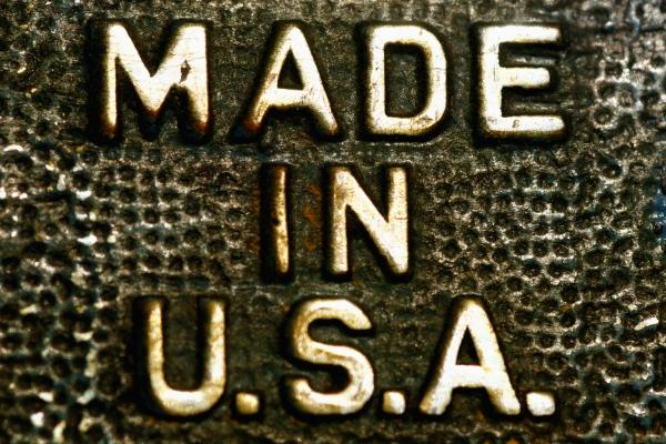 'Should Be Made in America' Protests Public Outsourcing