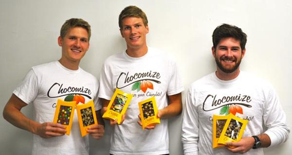 Customizable Chocolate Company Experiences Sweet Returns
