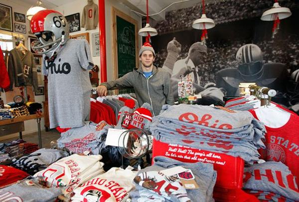 T-Shirt Entrepreneur Gets Nostalgic with American-Made Goods