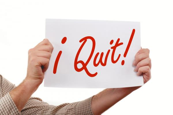 29 Very Funny Ways to Say 'I Quit'