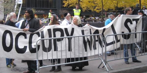 Neighboring Small-Business Owners Split on Occupy Wall Street