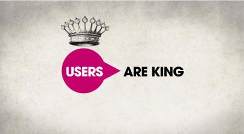 The Customer as King is Dead, Long Live the User