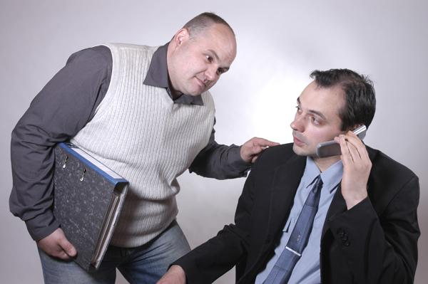 Abusive Bosses Can Cause Marital Problems