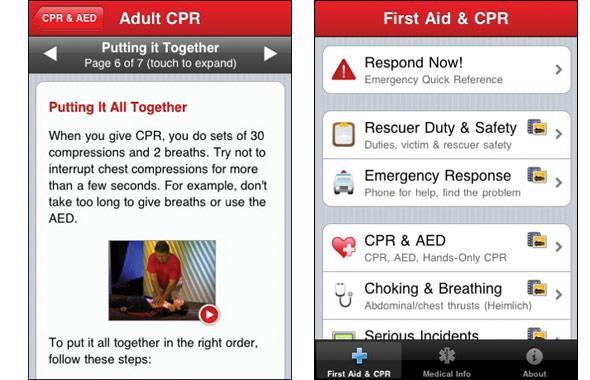 Pocket First Aid & CPR (Android: $2.99, iOS: $3.99)