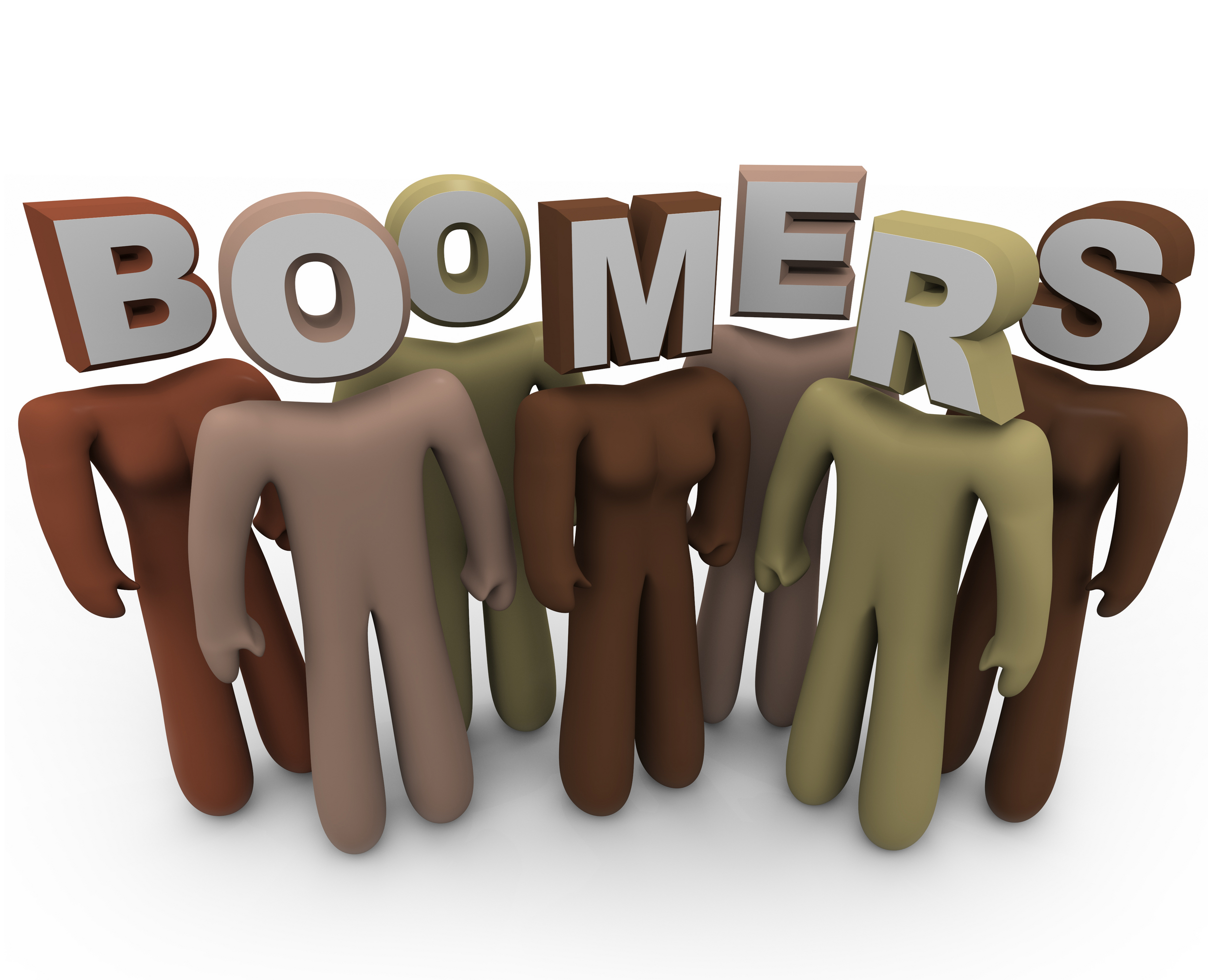 5 Ways to Sell to Baby Boomers