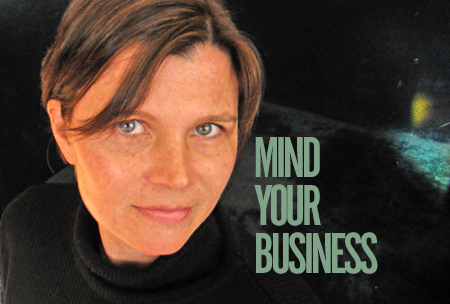 Mind Your Business: The Great Myth of Work-Life Balance