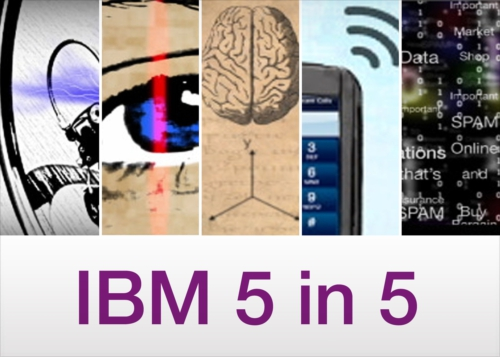 IBM Scientists Reveal 5 Life-Changing Innovations