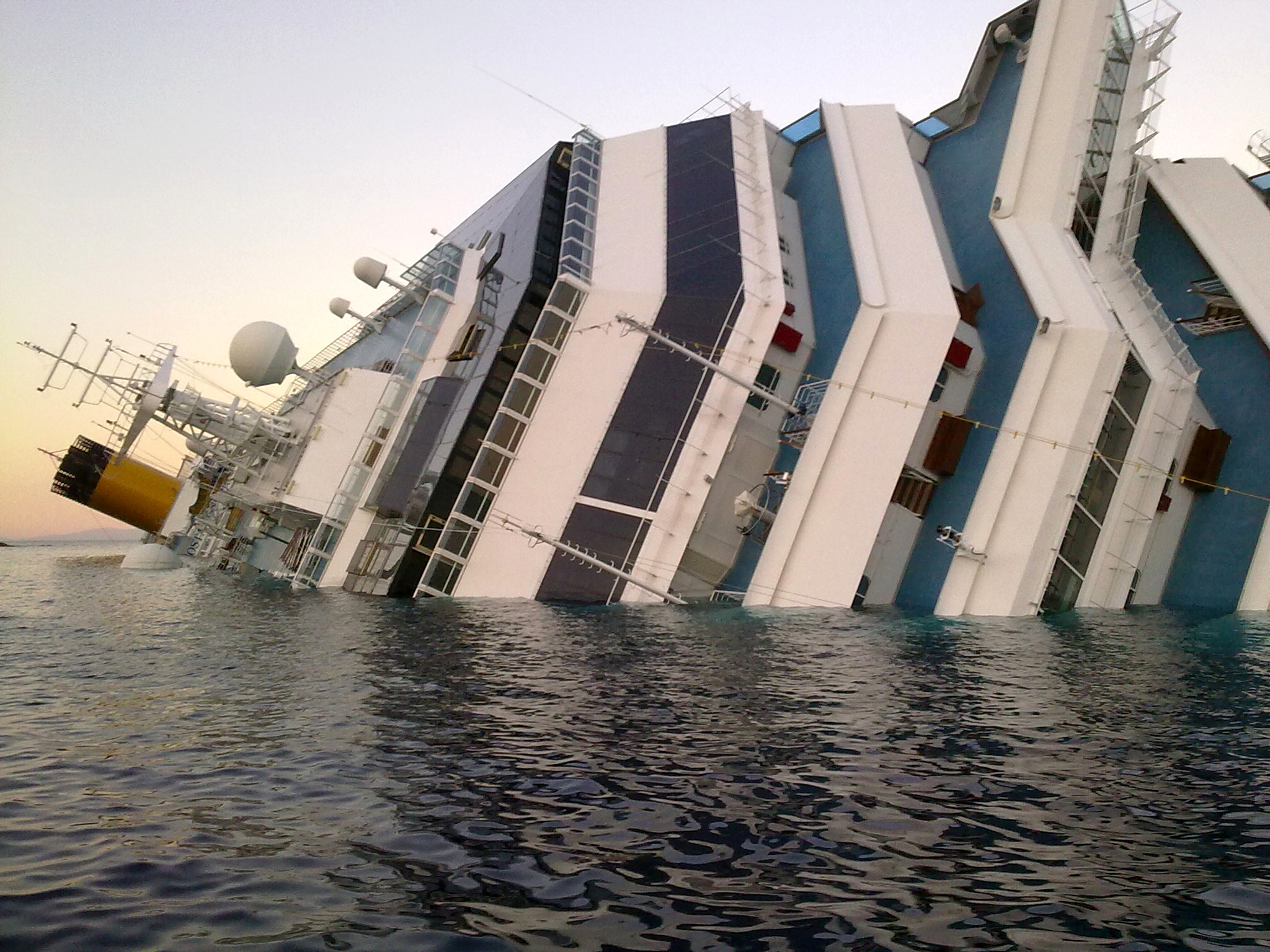 Is That Ethical? Italian Cruise Disaster Sparks Leadership Questions