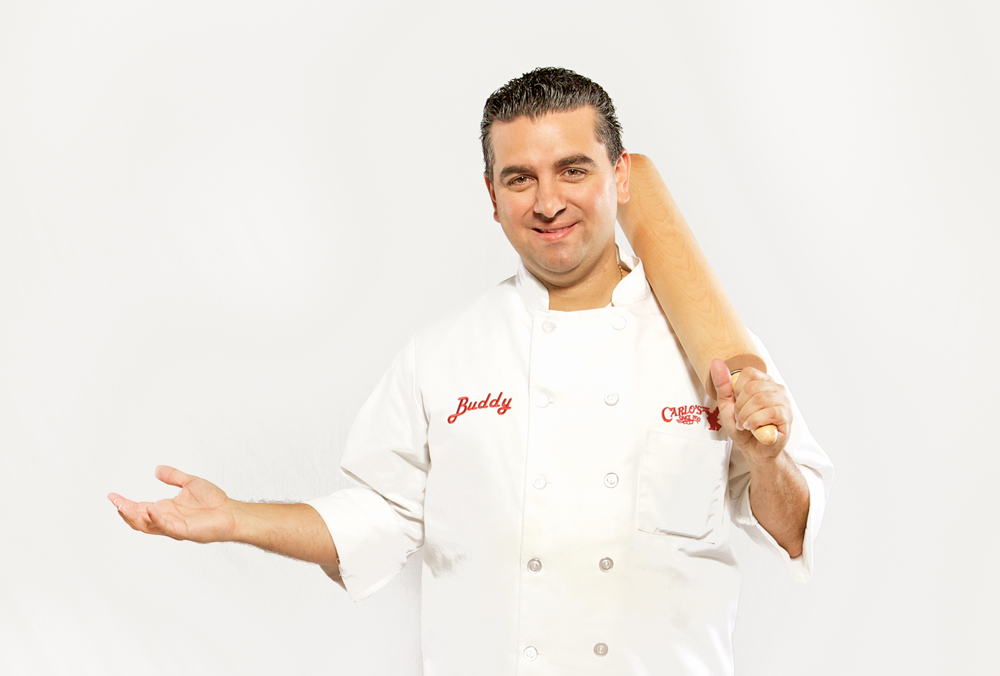 The 'Cake Boss' Talks Business