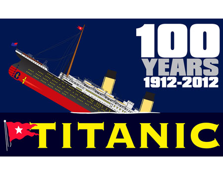 100th Anniversary Inspires Titanic Marketing Blitz