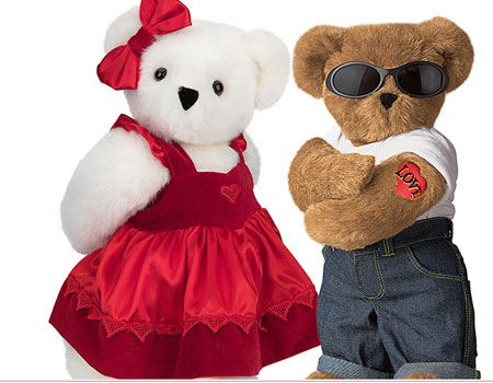 Vermont Teddy Bear Stages a Valentine's Day Revolution