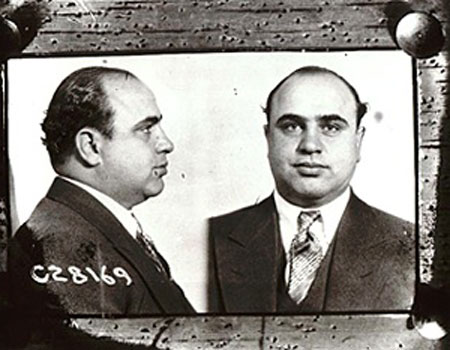 Business Advice from Uncle Al ... (Capone, That Is)