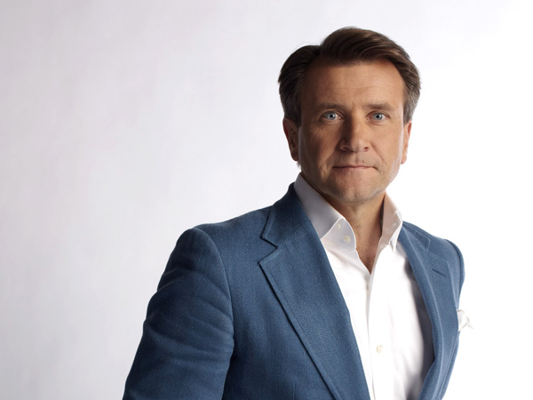 'Shark Tank' Judge Herjavec on Living the American Dream