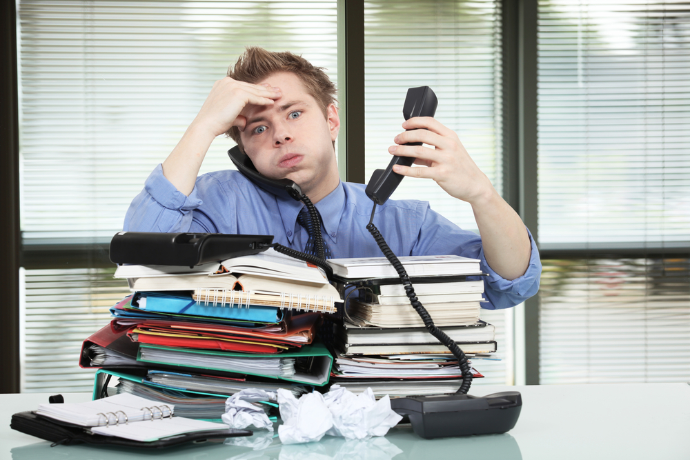 Work, Money Leading Cause of Americans' Stress