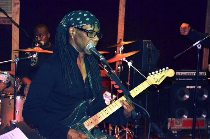 Nile Rodgers Masters the Art (and Music) of Reinvention