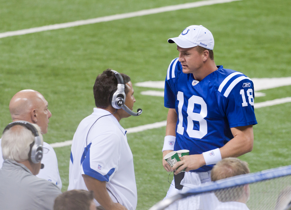 Peyton Manning Offers Lesson in Job Insecurity