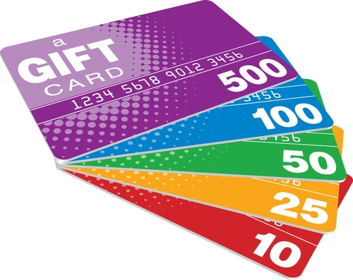Consumers Pick Virtual Gift Cards Over Plastic