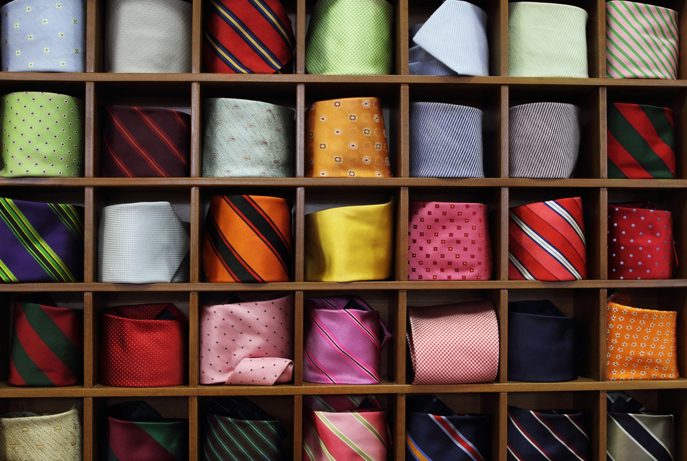 What Does Your Necktie Say About You?