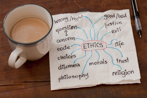 socially responsible and marketing ethic What is corporate social responsibility, and why should marketers care   corporate social responsibility (csr) is essentially an ethical plan.