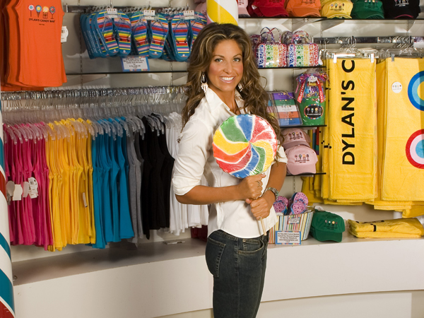 Dylan Lauren Turns Her Love of Candy into a Sweet Success