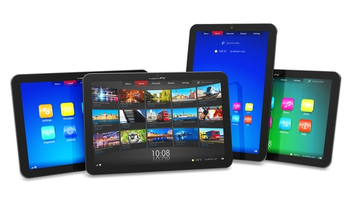 Tablets Top Holiday Shopping Lists