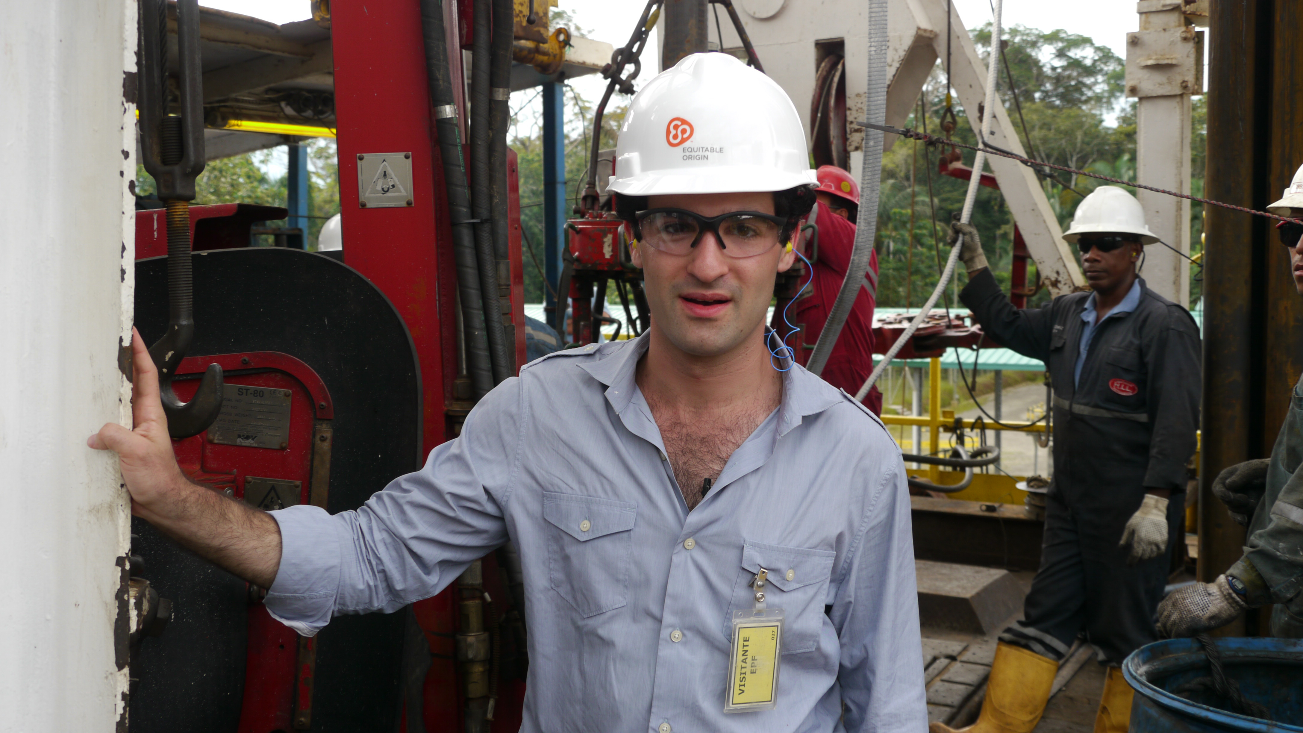 Young Entrepreneurs Develop Eco-Standard for Oil and Gas Biz