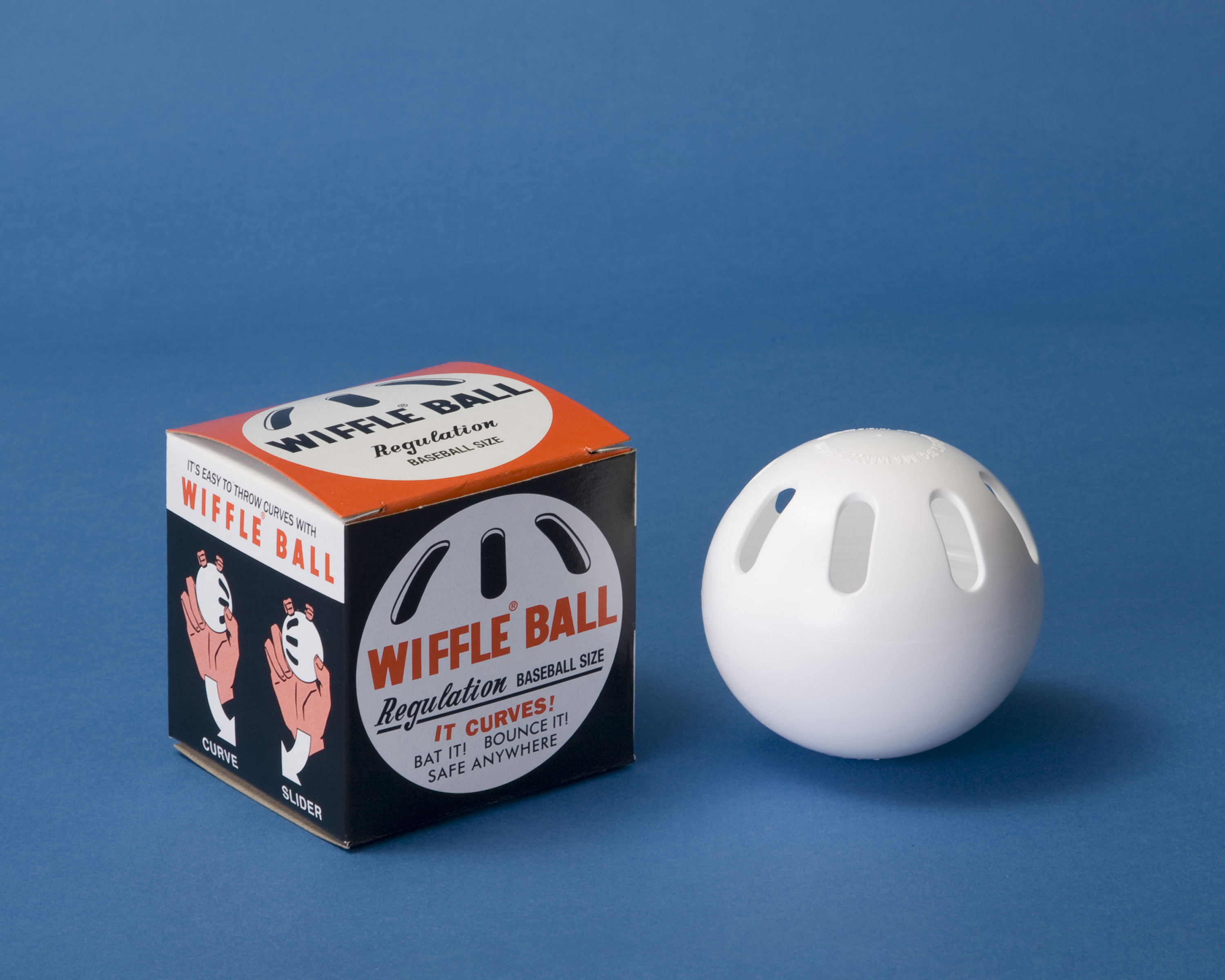 After 60 Years, Wiffle Ball Still Soars