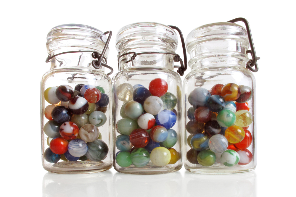 Jar Of Marbles Story : Most popular toys by decade