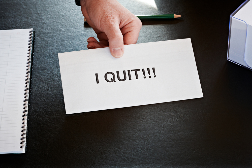 Why the Best Entrepreneurs Know When to Quit