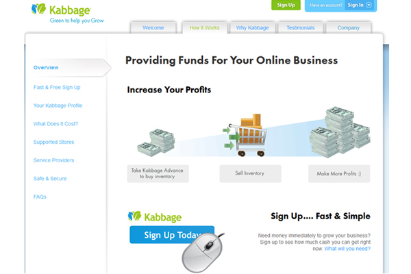 Kabbage Changes Lending Game for Small Businesses