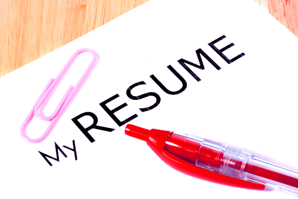 24 Things Not to Put on Your Resume