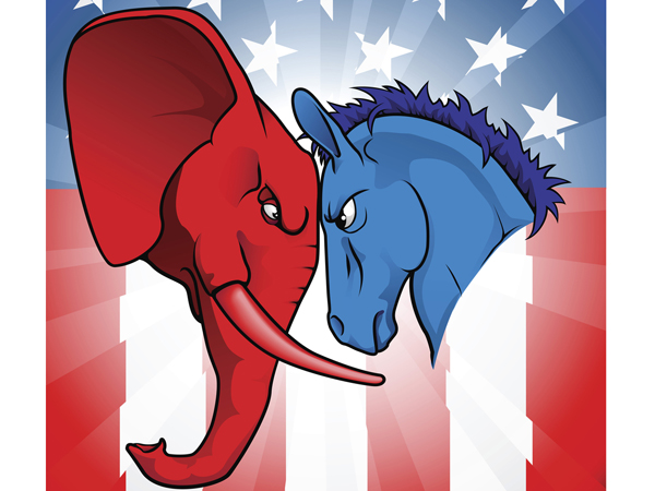 Democrats & Republicans Agree on Coke, Apple and Visa But Not Much Else